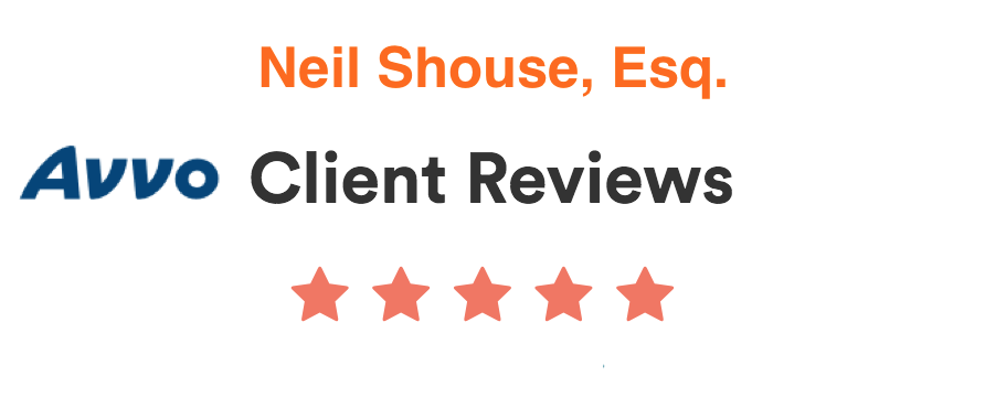 Avvo Client Reviews for Neil Shouse