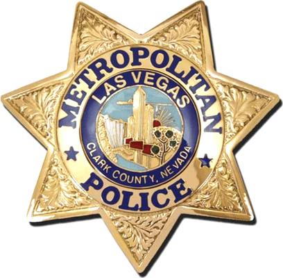Las Vegas Metropolitan Police logo