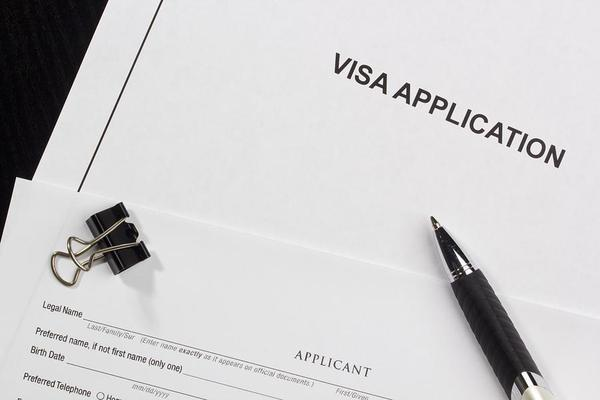 Visa 20application