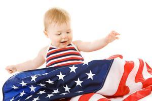 Baby 20flag