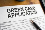 Green 20card