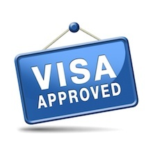 Visa 20approved