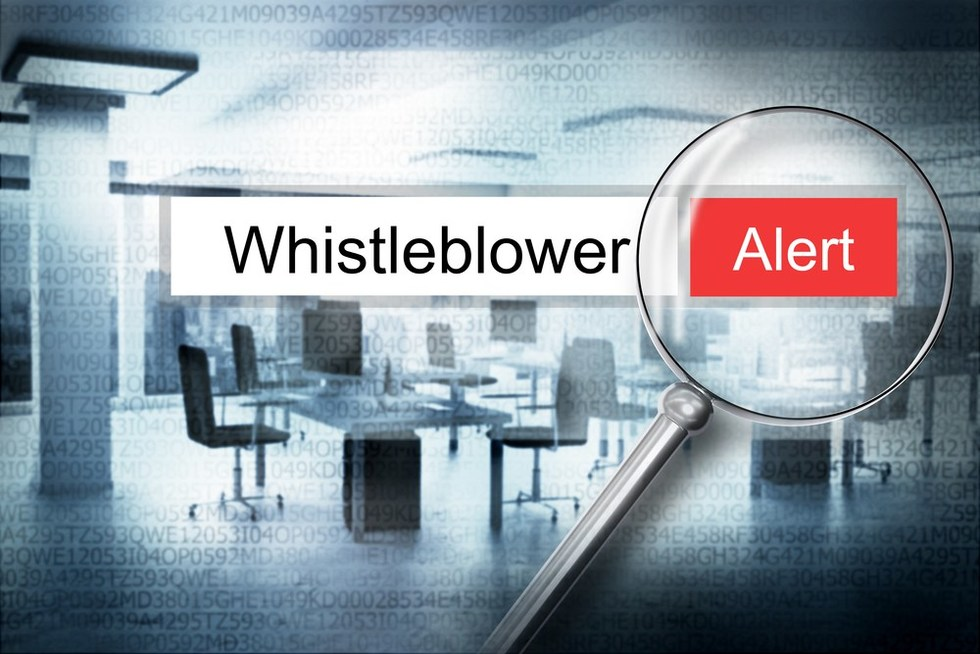 Office-with-whistleblower-sign