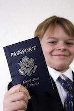 Child 20passport