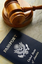 passport gavel