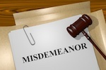 Misdemeanor 20gavel