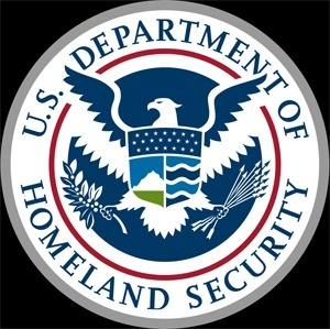 Department of Homeland Security official seal