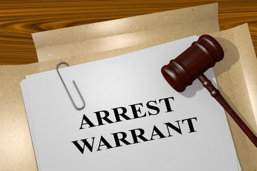 Arrest 20warrant
