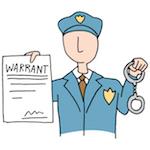Warrant 20cuff