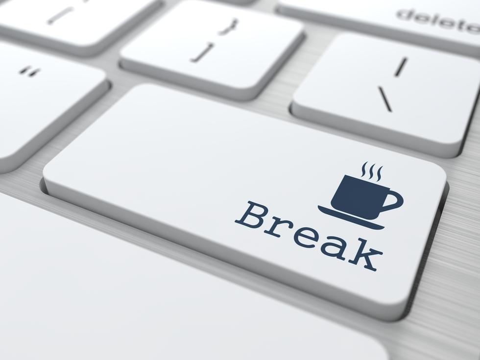 Computer-keyboard-break