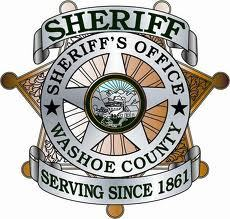 Washoe sheriff badge
