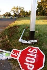 Stop 20accident