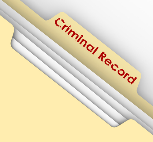 Criminalrecordfolder