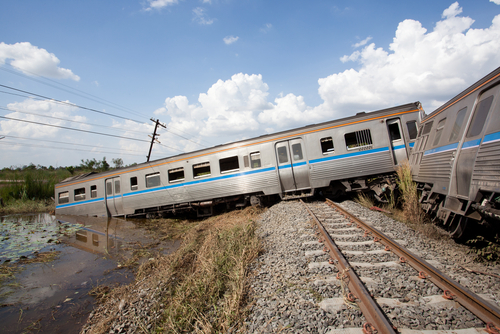 Train 20accident