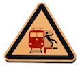 Train 20sign