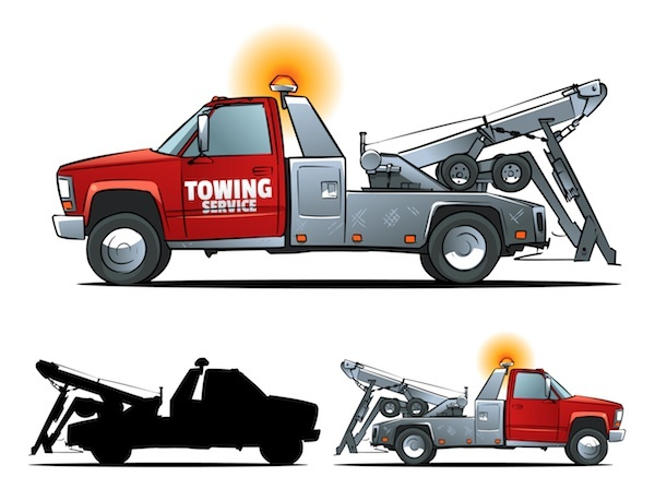 tow trucks that must follow the towing and impounding laws in Nevada