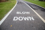 Slow 20road