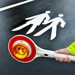 Crossing 20sign