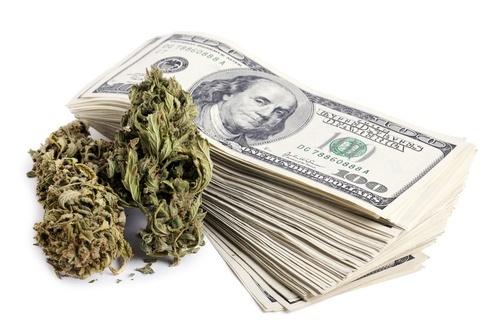 Cash 20marijuana