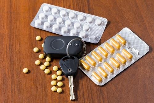 DUI prescription drugs
