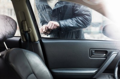 Attempted auto burglary, an example of a 664 PC attempted crime