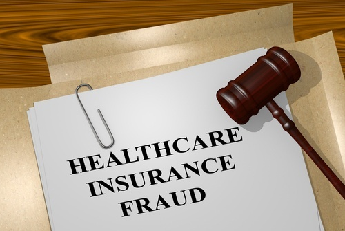 health insurance fraud