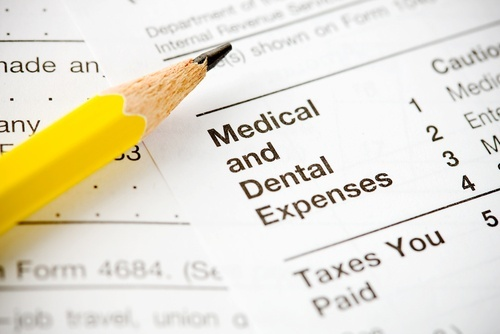 medical and dental expense report