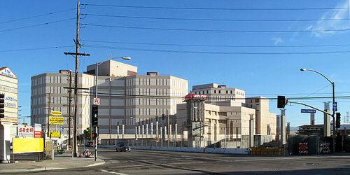 LA Central Men's Jail