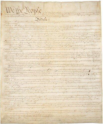 original U.S. Constitution