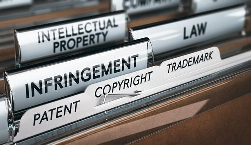 Internet Copyright Infringement files