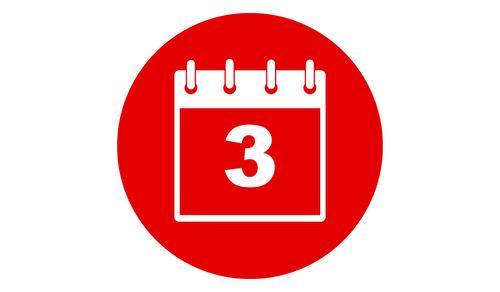 three calendar months
