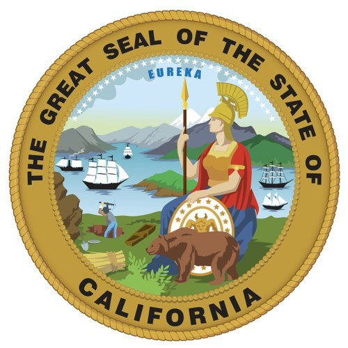Official Seal of California