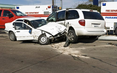 DUI car crash that caused a serious injury. This is an automatic felony offense.