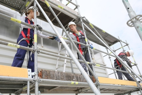 Scaffolding accident law: injury lawsuits, claims