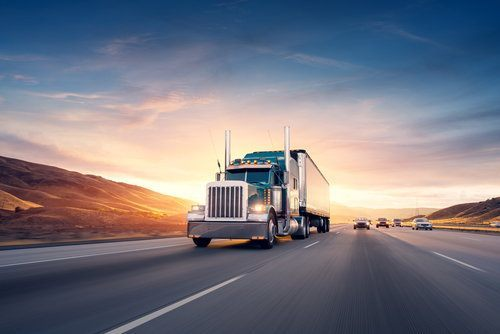 commercial truck speeding over 55mph defense attorneys california