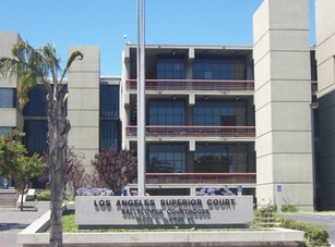 Bellflower courthouse