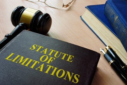 book that says statute of limitations