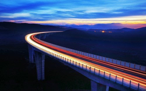 California speeding on a bridge or tunnel traffic legal defense attorneys