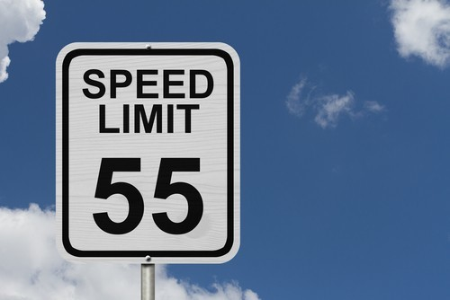 california 55mph speeding law traffic legal defense