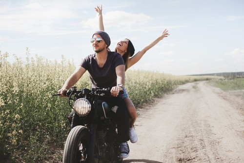 motorcyclist riding without helmet illegal california traffic defense attorneys