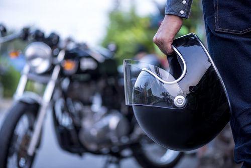california motorcycle helmet law defense attorneys