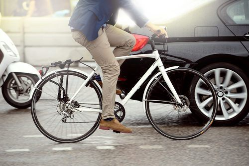 california bicycle traffic laws riding through streets