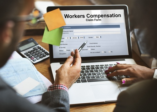 nevada workers' compensation claim