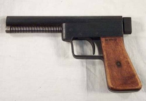 zip gun makeshift pistol california law