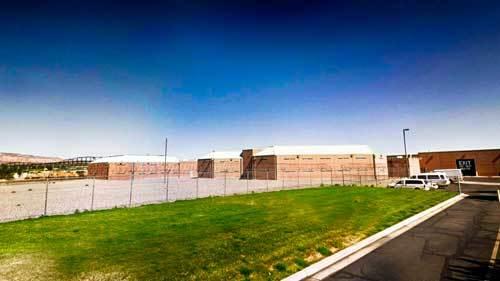 exterior of mesa county jail colorado