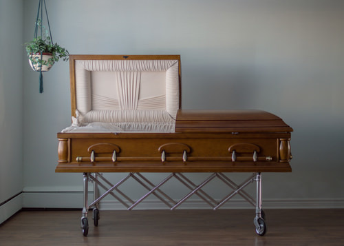 open casket - killing a person in the heat of passion or a sudden quarrel is voluntary manslaughter in California