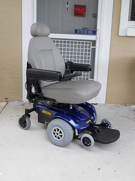 440px pride jazzy select power chair 001
