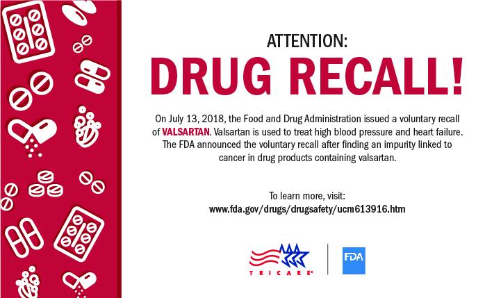 Amlodipine and Valsartan Recalls & Lawsuit Implications