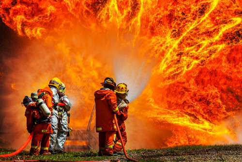firefighters workers compensation nevada