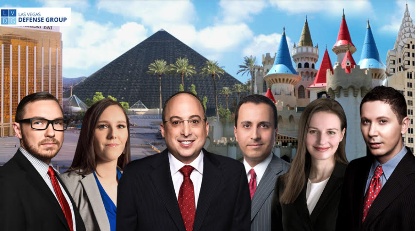 Las Vegas Defense Group Attorneys
